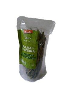 Folhas De Oliveira Para Chá - Verde Oliva - 30g