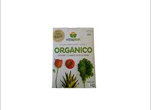 Fertilizante Orgânico Vitaplan 1 Kg - 100% Natural!