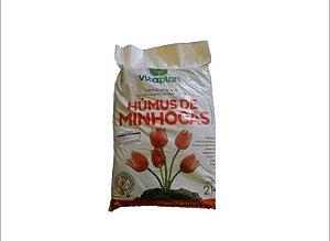 Humus de Minhoca - Nutriplan - 2kg