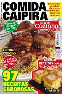 GUIA DA COZINHA FESTA! - 28 COMIDA CAIPIRA (2016)