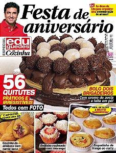 ESPECIAL EDU GUEDES NA COZINHA - 44 FESTA DE ANIVERSÁRIO (2016)