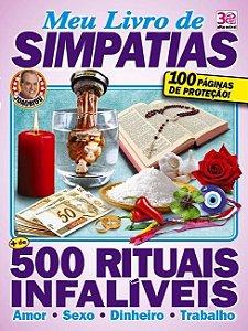 MEU LIVRO DE SIMPATIAS - 2 (2016)