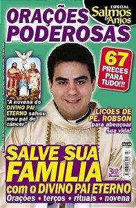 SALMOS & ANJOS ESPECIAL - EDIÇÃO 47 (2016) RELEITURA
