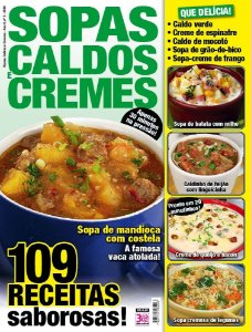 SOPAS, CALDOS E CREMES - 2 (2016)