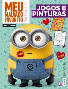 MEU MALVADO FAVORITO MARCA MINION PASSATEMPOS - 2 (2016)