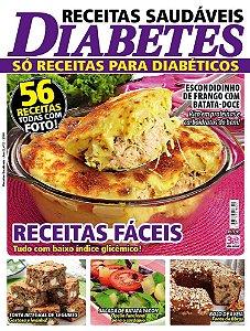 RECEITAS SAUDÁVEIS - 2 DIABETES (2016)