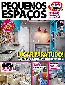 CASA LINDA ESPECIAL 10 - PEQUENOS ESPAÇOS (2016)