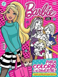 BARBIE PARA PINTAR - 35 (2016)