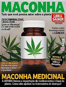 LER & SABER MACONHA - 2 RELEITURA (2016)