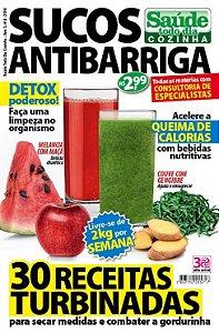 SAÚDE TODO DIA COZINHA - 4 SUCOS ANTIBARRIGA (2016)