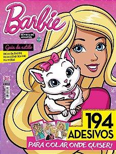 BARBIE REVISTA DE ADESIVOS - 1 (2016)