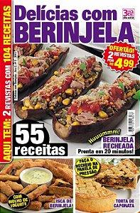 DELÍCIAS COM BERINJELA - 3 (2016)