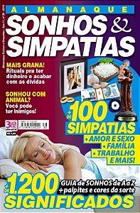 ALMANAQUE SONHOS E SIMPATIAS - 38 (2016)