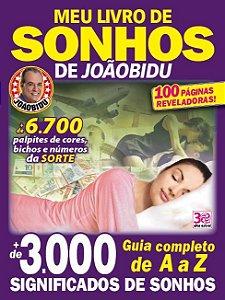 MEU LIVRO DE SONHOS DE JOÃOBIDU - 2 (2016)