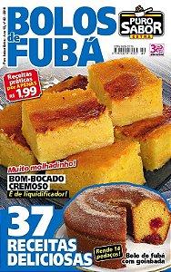 PURO SABOR EXTRA - EDIÇÃO 42 - BOLOS DE FUBÁ (2016)