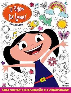 O SHOW DA LUNA! PARA COLORIR - 1 (2016)