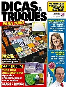 DICAS & TRUQUES PARA TUDO - 1 (2016)