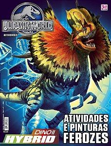 JURASSIC WORLD ATIVIDADES - 1 (2016)