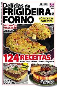 DELÍCIAS DE FRIGIDEIRA E FORNO - 1 (2016)