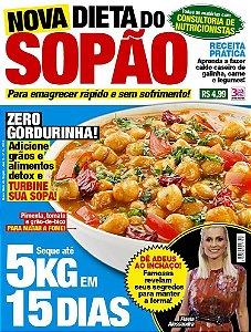 NOVA DIETA DO SOPÃO - 3 (2016)