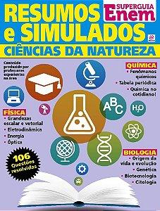 SUPERGUIA ENEM - RESUMOS E SIMULADOS  - CIÊNCIAS DA NATUREZA - 1 RELEITURA (2016)