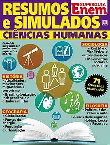 SUPERGUIA ENEM - RESUMOS E SIMULADOS  - CIÊNCIAS HUMANAS - 1 RELEITURA (2016)