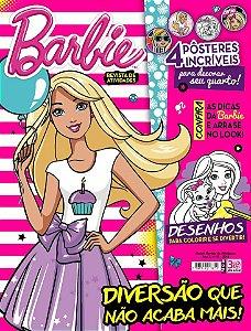 BARBIE REVISTA DE ATIVIDADES - 37 (2016)