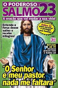O PODEROSO SALMO 23 - 1 (2016) REEDIÇÃO