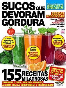 SUCOS QUE DEVORAM GORDURA - 4 (2016)