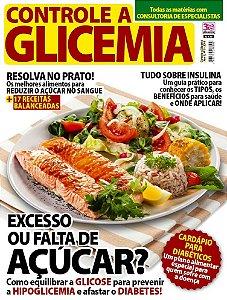 CONTROLE A GLICEMIA - EDIÇÃO 3 (2016)
