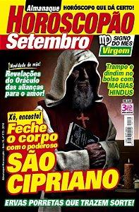 ALMANAQUE HOROSCOPÃO 170 - SETEMBRO (2016)