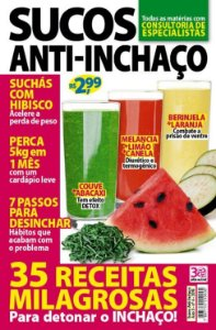 SUCOS ANTI-INCHAÇO - 4 (2016)