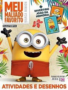 MEU MALVADO FAVORITO MARCA MINION PASSATEMPOS - 3 (2016)