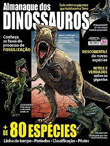 ALMANAQUE DOS DINOSSAUROS - 1 (2016)