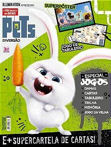 PETS - A VIDA SECRETA DOS BICHOS DIVERSÃO - 1 (2016)