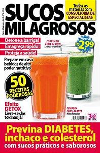 SUCOS MILAGROSOS - 4 (2016)