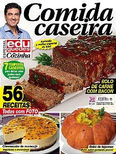 ESPECIAL EDU GUEDES NA COZINHA - 46 COMIDA CASEIRA (2016)