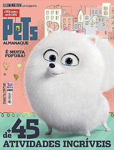 ALMANAQUE PETS - A VIDA SECRETA DOS BICHOS - 1 (2016)