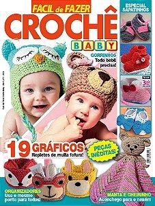 FÁCIL DE FAZER CROCHÊ BABY - 1 (2016)