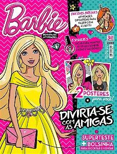 BARBIE REVISTA DE ATIVIDADES - 38 (2016)