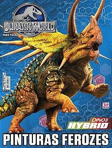 JURASSIC WORLD PARA PINTAR - 4 (2016)