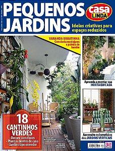 CASA LINDA 40 - PEQUENOS JARDINS (2016)