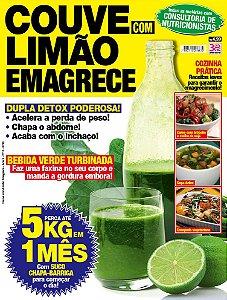COUVE COM LIMÃO EMAGRECE - 3 (2016)