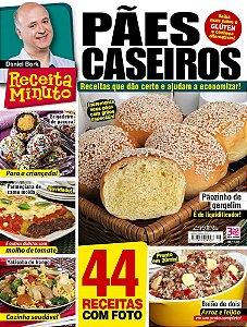 RECEITA MINUTO - 18 PÃES CASEIROS (2016)