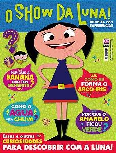 O SHOW DA LUNA! REVISTA COM EXPERIÊNCIAS - 1 (2016)