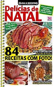 GUIA DE RECEITAS - 82 DELÍCIAS DE NATAL (2016)