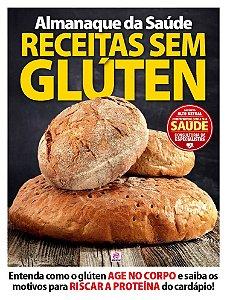 ALMANAQUE DA SAÚDE RECEITAS SEM GLÚTEN - 1 (2016) RELEITURA