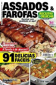 RECEITAS & DELÍCIAS ESPECIAL - 13 (2016)