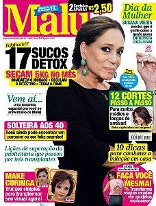 KIT MALU SEMANAL - MARÇO 2016 (3 REVISTAS)