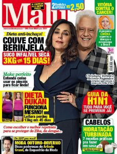KIT MALU SEMANAL - ABRIL 2016 (5 REVISTAS)